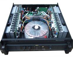 amplifier damping