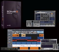 cakewalk sonar