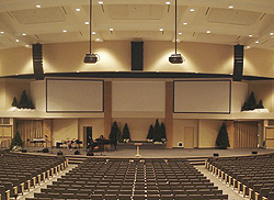 Ontario Church Opens New Worship Facility With Electro-Voice XLD Line ...