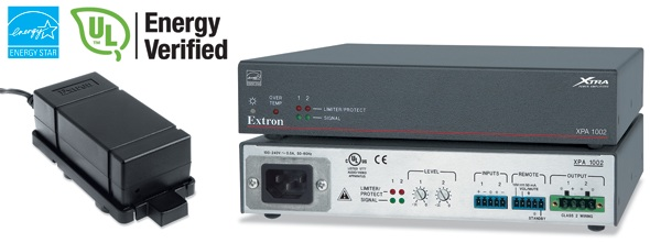 Extron The First US Company To Receive UL Energy Efficiency