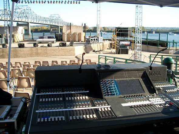 Live sound yamaha m7cl with dante card deployed at for Yamaha m7cl dante