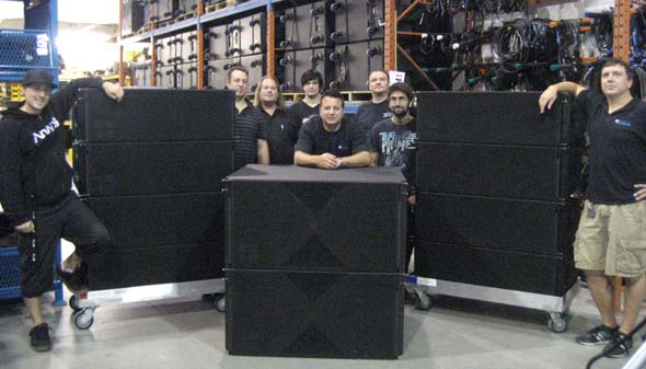 Briere Production Group Adds Extensive Set Of D Amp B