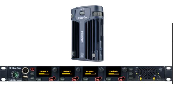 Clear Com Launches New Helixnet Intercom Platform At 2010