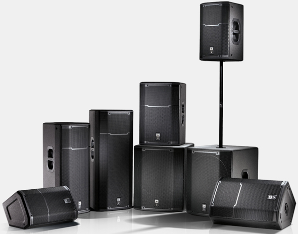 article jbl professional unveils prx series portable powered loudspeakers at
