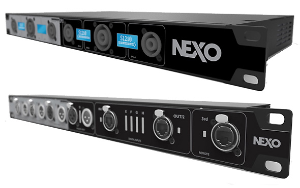 Nexo Launches Stm Line Array New Amplifiers Processing