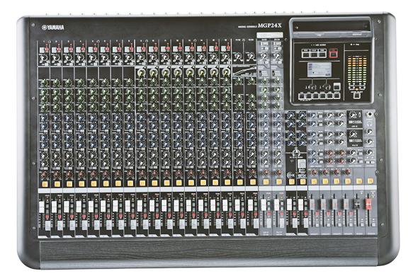 Yamaha Expands MGP Series Lineup Of Analog Mixers - ProSoundWeb
