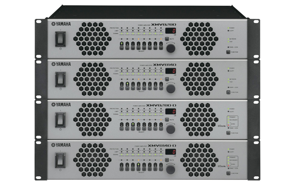 Yamaha adds new amplifier line to commercial install series image yamaha commercial audio systems sciox Choice Image