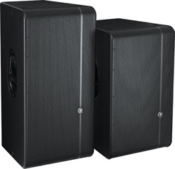 mackie hd loudspeakers