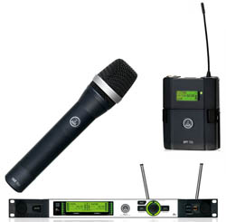 mike wireless akg dms 700