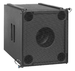 Alcons Audio Now Shipping LR7Bass Micro Line Array Bass System