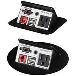The new Altinex TNP125 (above) and TNP126 interconnect boxes (larger ...