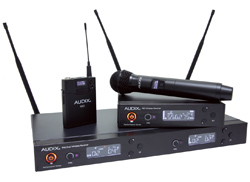 audix wireless systems