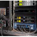 Theater Aviom Rack