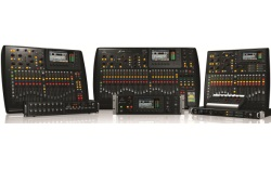 av behringer expands x32 line with four new digital mixer models bumped includes video pro. Black Bedroom Furniture Sets. Home Design Ideas