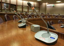 bosch dcn conference system