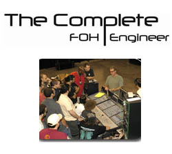 complete foh engineer