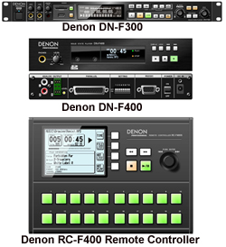 denon players