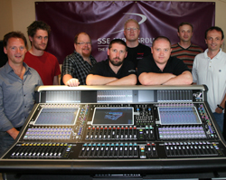 sse hire digico