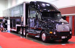 infocomm crown truck