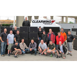 l-acoustics k1 clearwing