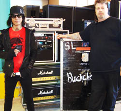 lectrosonics buckcherry