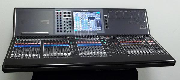 Yamaha CL5 Digital Mixer Driver (2019)