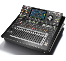 church sound roland systems group unveils m 300 v mixer digital mixing console at 2010 infocomm. Black Bedroom Furniture Sets. Home Design Ideas