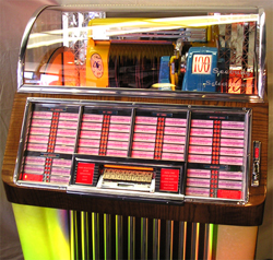 seeburg jukebox history