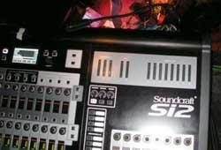 Soundcraft Si2 Neumos