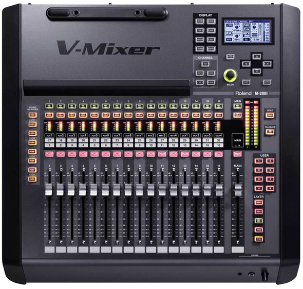church sound church sound digital mixer comparison roland m 200i behringer x32 presonus. Black Bedroom Furniture Sets. Home Design Ideas