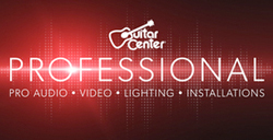 Guitar Center Professional Sponsors Avid S6 Private Demo Sessions In