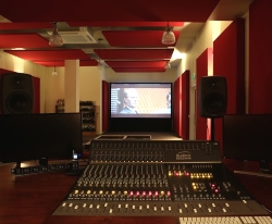Audient Console Selected For The Laundry Foley Studio - ProSoundWeb
