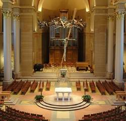 Cathedral Of St John The Evangelist Renovates With Tannoy