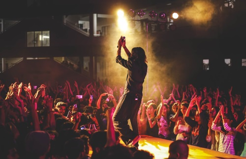 Capturing The Energy Of Live Shows - ProSoundWeb