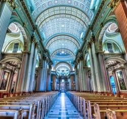 Canada S Marie Reine Du Monde Basilique Cathedrale