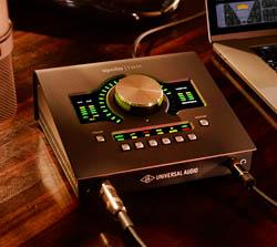 New Universal Audio Apollo Twin MkII Desktop Interface Now