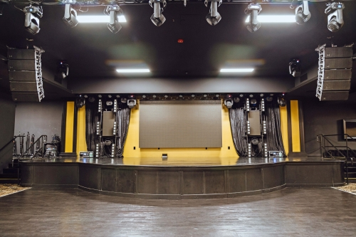 D A S Audio Selected For Anaheim S Rumba Room Live