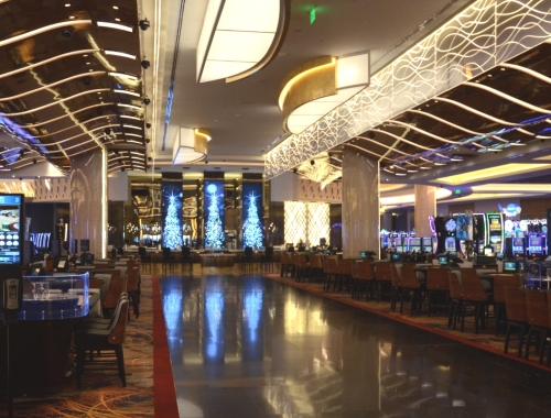 MGM National Harbor Casino Outfitted With Harman