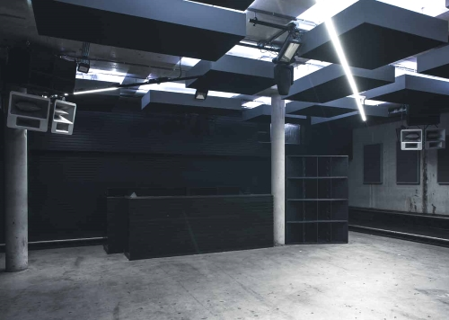 Amsterdam S Shelter Nightclub Outfitted With Funktion One