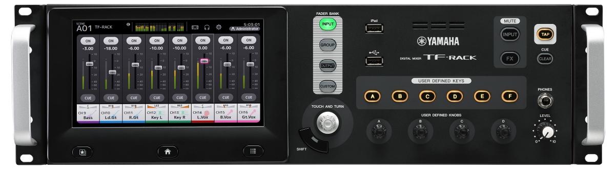 Review: TF-RACK From Yamaha - ProSoundWeb