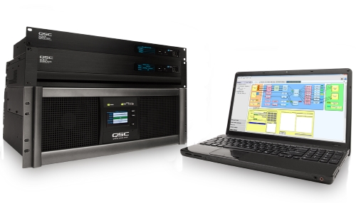 QSC Collaborates With Attero Tech For Dante And AES67