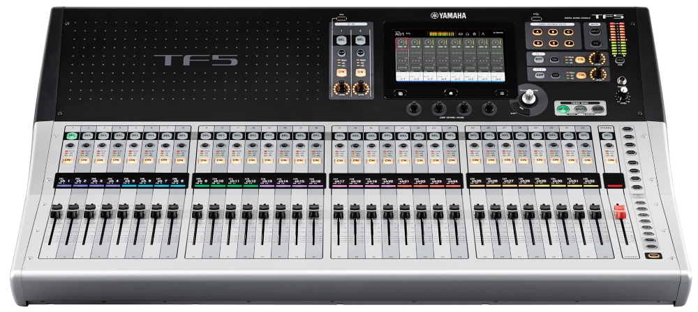 Real World Gear: The Latest On Large-Format Digital Consoles - Page