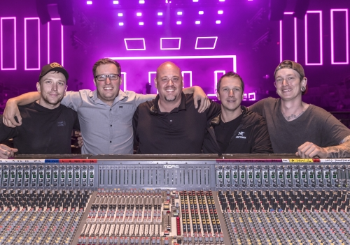 Industrious Reinforcement: Constant Audio Action On Tour With The
