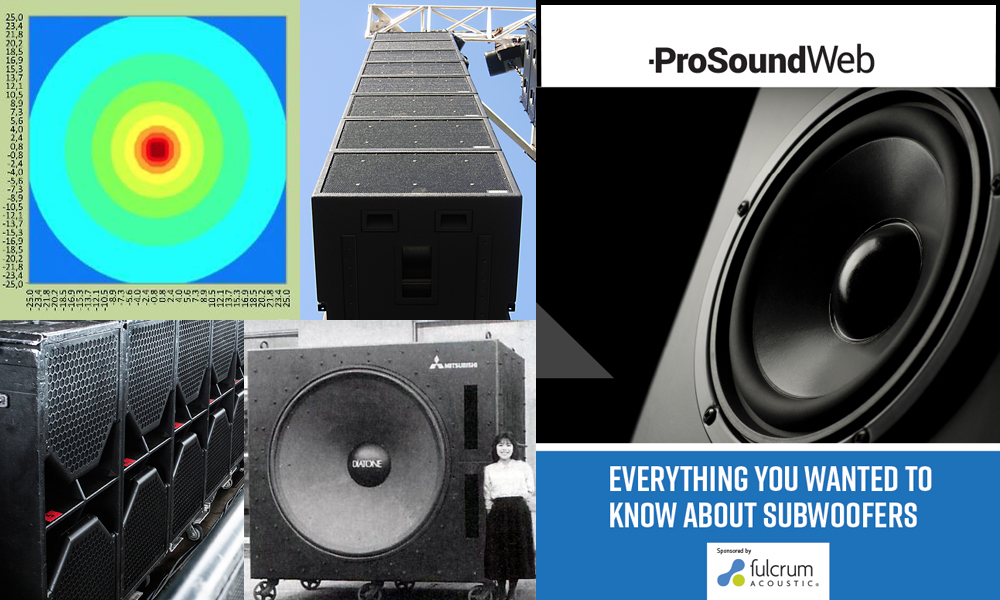 chapters 1 2 of everything you wanted to know about subwoofers rh prosoundweb com In-Wall Subwoofer Location Ideal Subwoofer Placement