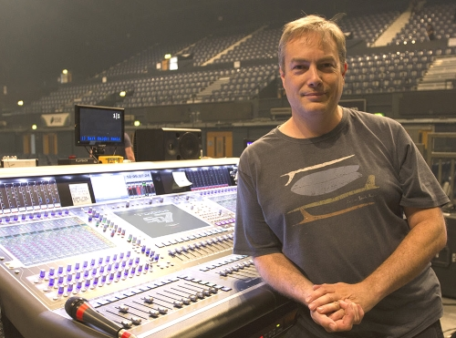 Britannia row deploys digico to manage hans zimmer tour for Hans zimmer house