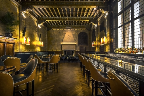 Global Audio Systems Blends Kayman Ky102 And Kobra Kk52 Loudspeakers Into The Decor For Historic Venue In New York City