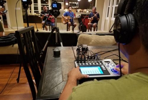 Hawaii's HI*Sessions YouTube Channel Chooses QSC TouchMix - ProSoundWeb