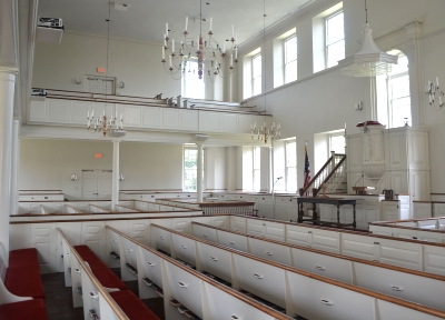 Connecticuts First Church Of Christ Chooses Bose Professional