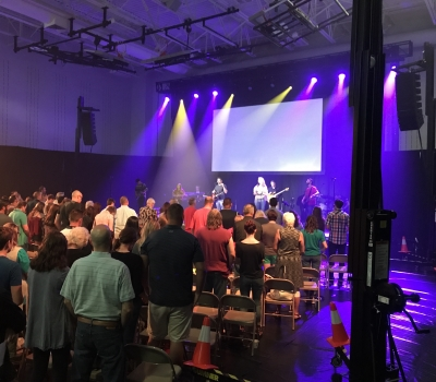 Preston Trail McKinney Church On The Move With Martin Audio WPM & Preston Trail McKinney Church On The Move With Martin Audio WPM ...