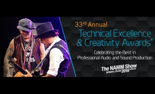 NAMM Announces Legacy Products To Be Inducted To TECnology